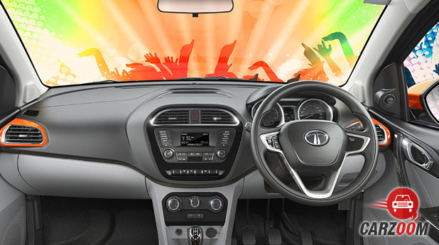 Tata Tiago Interior View