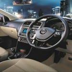Volkswagen New Vento Interior