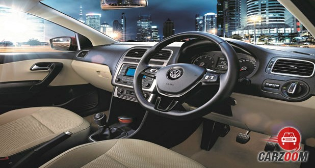 Volkswagen New Vento Interior