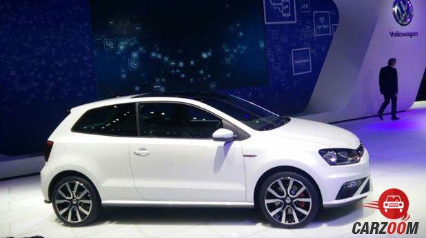 Volkswagen Polo GTI Side