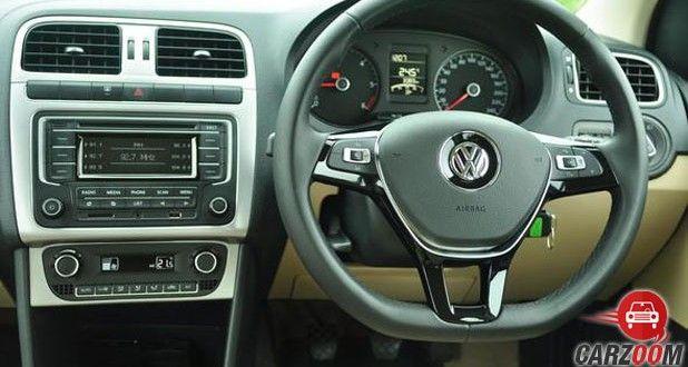 2016 Volkswagen Polo Interior
