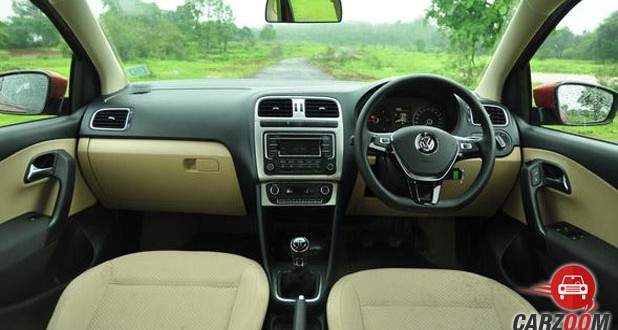 2016 Volkswagen Polo Interior View