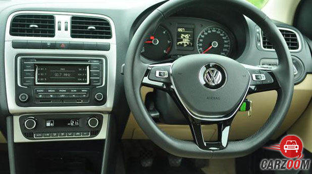 2016 Volkswagen Polo Interior