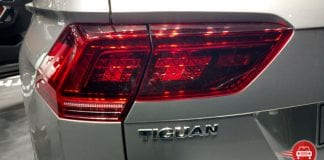 Volkswagen Tiguan Back View