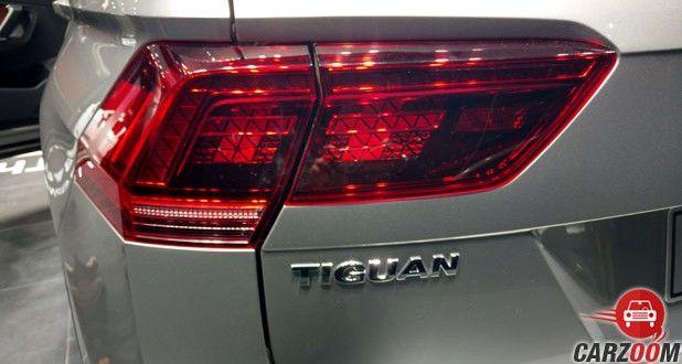 Volkswagen Tiguan Back View