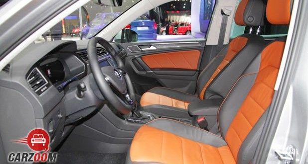 Volkswagen Tiguan Interior View