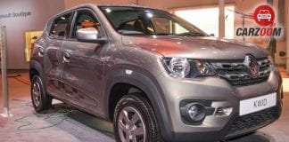 Renault Kwid 1.0, AMT