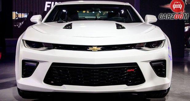 Chevrolet Camaro Front