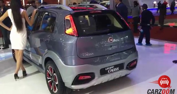 Fiat Avventura Urban Cross Back