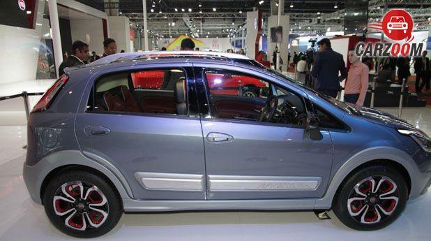 Fiat Avventura Urban Cross Side View