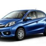 Honda Amaze Facelift