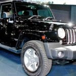 Jeep Wrangler Unlimited Exterior