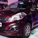 Maruti Ertiga Limited Edition