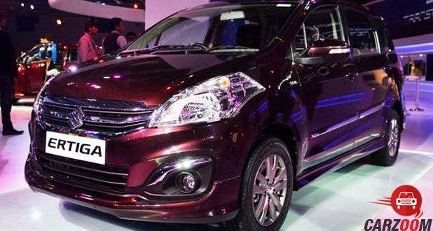 Maruti Ertiga Limited Edition