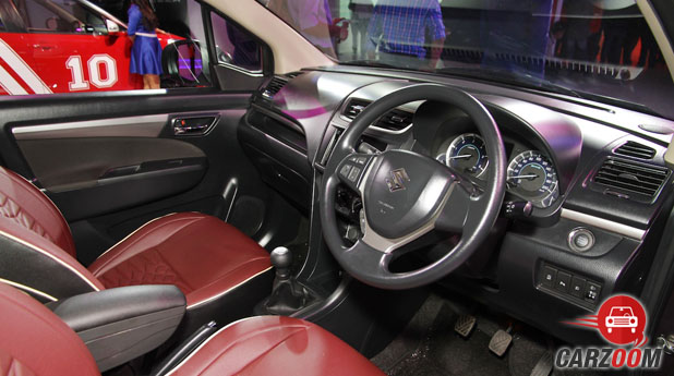 Maruti Suzuki Ertiga Limited Edition Interior View
