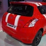 Maruti Swift Limited Edition Back View
