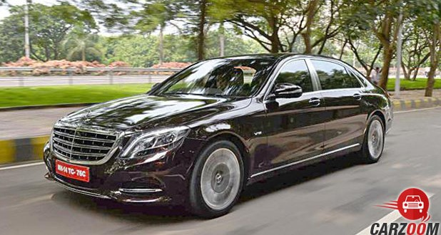 News on launch of Mercedes-Benz Maybach S600 Guard- Price ...