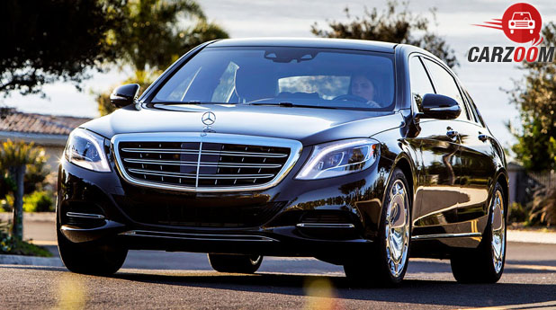 Mercedes-Benz Maybach S600 Guard