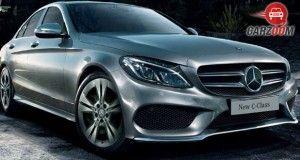 Mercedes Benz New C-Class