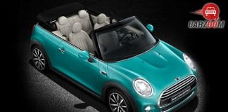 New Mini Cooper Convertible