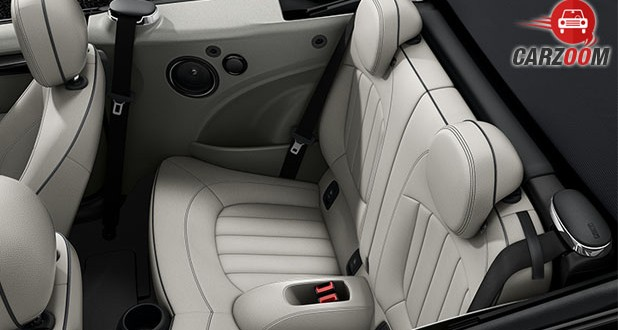 New Mini Cooper Convertible Seats