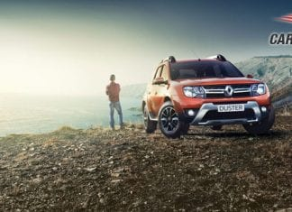 New Renault Duster Front View