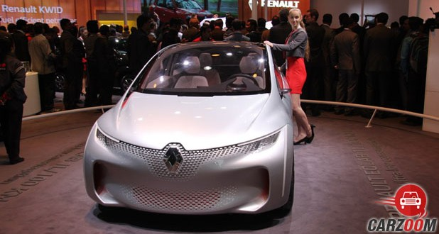 Renault Eolab Concept Front View