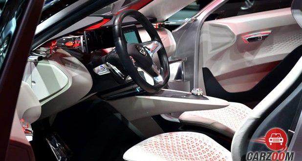 Renault Eolab Concept Interior