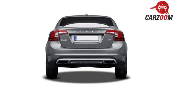 Volvo S60 Cross Country Back