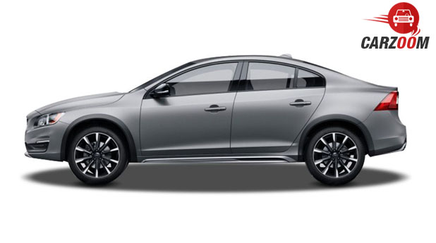 Volvo S60 Cross Country Side View