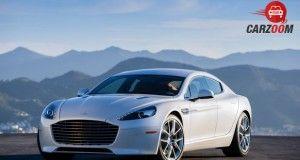2016 Aston Martin Rapide