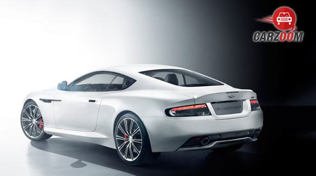 2016 Aston Martin Rapide Back View