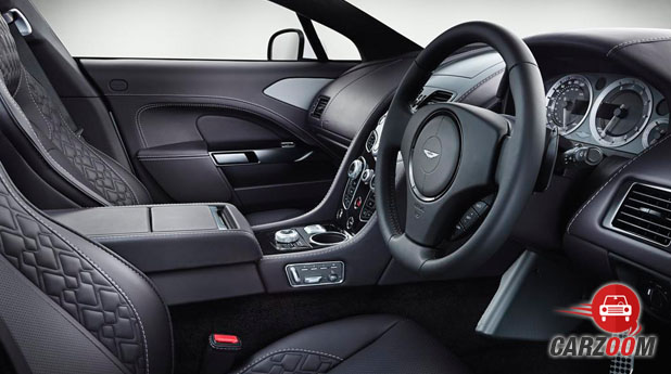 2016 Aston Martin Rapide Interior