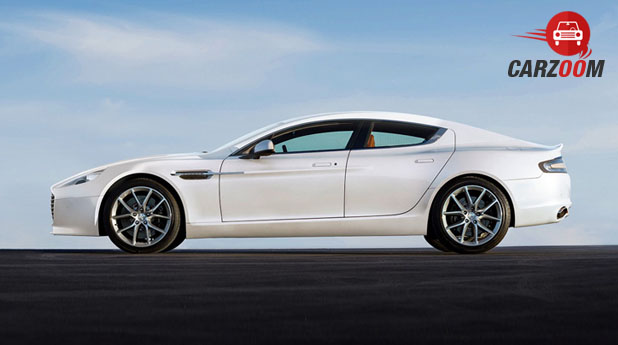 2016 Aston Martin Rapide Side View
