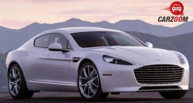 2016 Aston Martin Rapide View