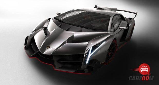 Lamborghini Veneno Front View