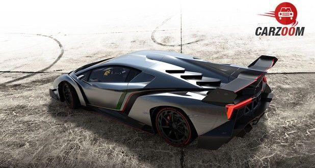 Lamborghini Veneno View