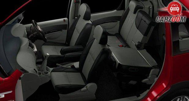 Mahindra NuvoSport Seats