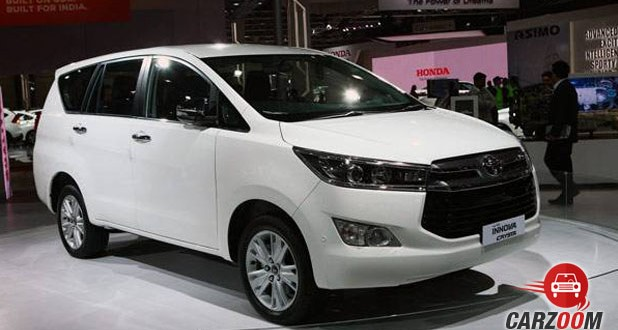 Toyota Innova Crysta Photos, Images, Pictures, HD ...