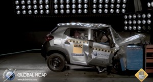 Global NCAP crash test