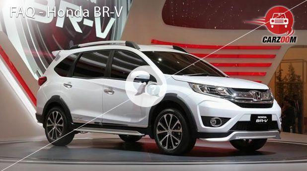 Honda BR-V FAQ