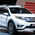 Honda BR-V Front View