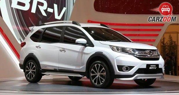 Honda BR-V View