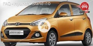 Hyundai Grand i10 FAQ