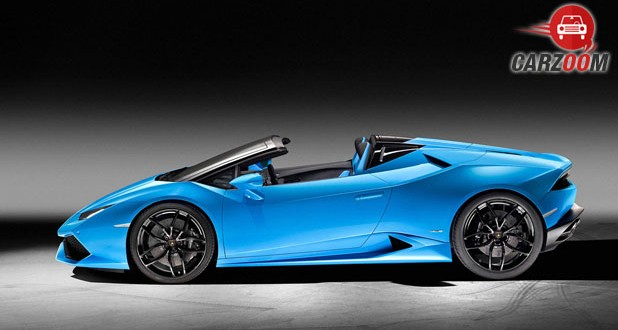 Lamborghini-Huracan-LP-610-4-Spyder-Side-View