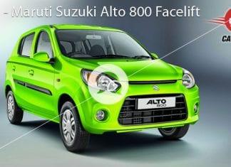 Maruti Suzuki Alto 800 Facelift FAQ