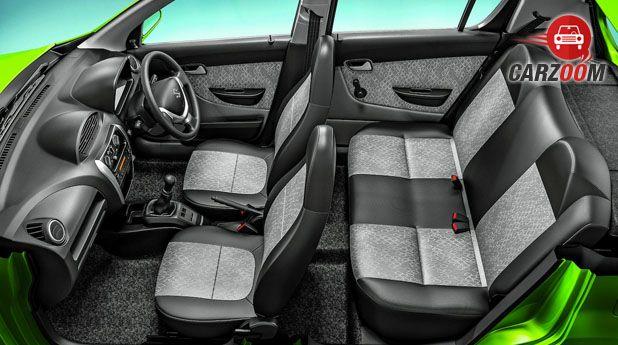 Maruti Suzuki Alto 800 Facelift Interior