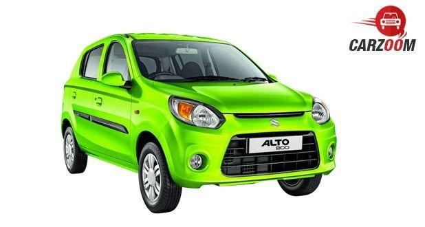Maruti Suzuki Alto 800 Facelift View