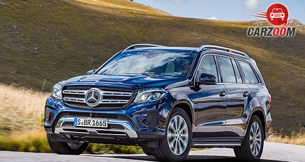 Mercedes Benz Gls 350d 4matic Price In India Review Pics