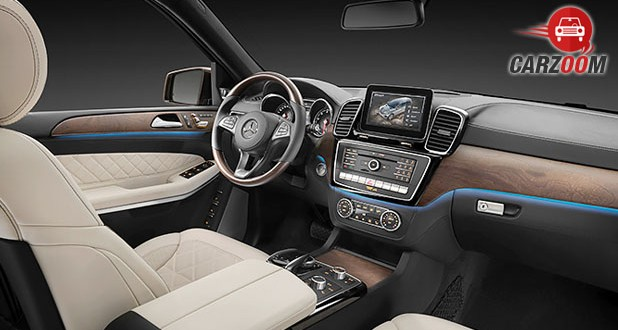 Mercedes-Benz GLS Interior